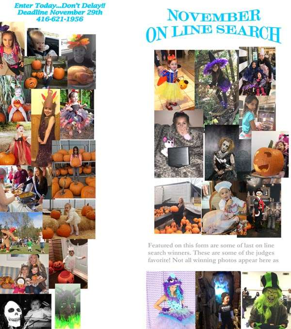 2017 ONLINE PHOTOSEARCH - NOVEMBER 2017